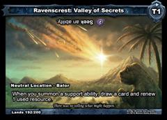 Ravenscrest: Valley of Secrets